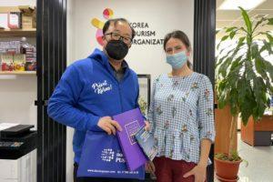 Сотрудники Doctor Pusan посетили Центр туризма Кореи
